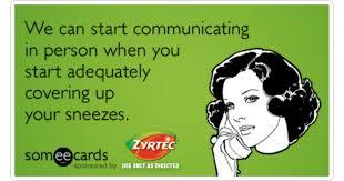 sinuses allergy commute allergies zyrtec funny ecard zyrtec ecard