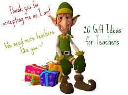 20 christmas gift ideas for teachers