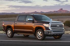 ford raptor vs toyota tundra 2015 toyota tundra overview cars com