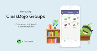 app class introducing classdojo groups classdojo