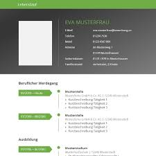 Cv Vorlage Word Modern And Clean Cv Template Moderne Und 禺bersichtliche