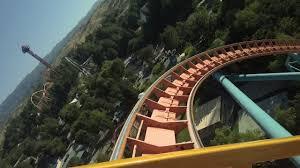 Goliath Six Flags Magic Mountain Goliath Front Seat Pov 2017 Full Hd Six Flags Magic Mountain Youtube