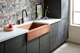 acrylic and copper add contemporary edge beauty to any decor