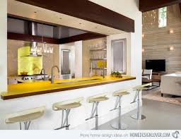 modular kitchen design ideas 15 yellow modular kitchen ideas home design lover