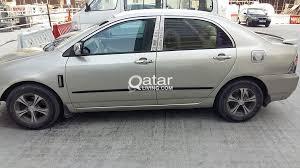 toyota corolla 2001 urgent sale qatar living