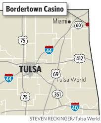 missouri casinos map oklahoma tribe re opening bordertown casino near missouri energy