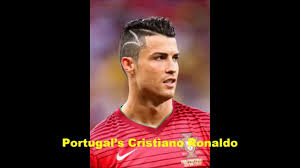 top 10 worst football player hairstyles at worldcup 2014 youtube