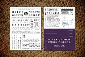 templates free printable postcard wedding invitations template