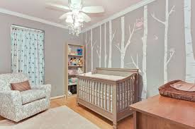 Castle Bookshelf Contemporary Nursery With Hardwood Floors By Ebonee Bachmnan