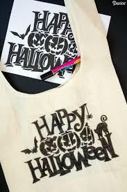 diy trick or treat bag halloween tutorial darice