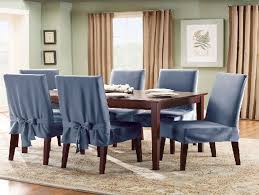 Dining Room Armchair Slipcovers Elegance Dining Room Chair Slipcovers