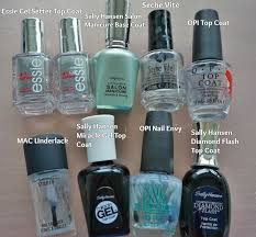 nail polish declutter january 2017