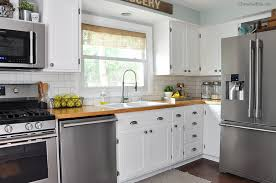 kitchens with stainless appliances industrial farmhouse kitchen cherished bliss