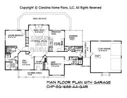 House Plans With Dual Master Suites by Small Craftsman Cabin House Plan Chp Sg 1688 Aa Sq Ft Affordable