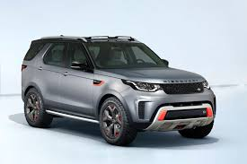 land rover discovery diesel land rover discovery gets svx autocar