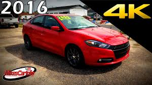 dodge dart 2016 dodge dart rallye ultimate in depth look in 4k youtube
