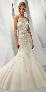 lace mermaid wedding dress mermaid dress wedding biwmagazine