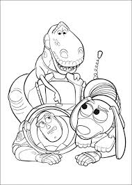 toy story 2 coloring alltoys