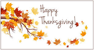happy thanksgiving from the international school of skin nailcare