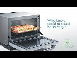 Panasonic Toaster Oven Reviews Panasonic Steam Convection Oven Youtube