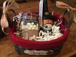hot chocolate gift basket diy gift ideas for your host ess local 805