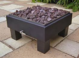 Firepits Co Uk Brightstar Portable Gas Pit 18kw By Firepits Uk Ltd At