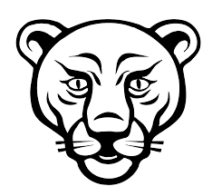 cozy ideas animal faces coloring pages 16 lion and mouse happy