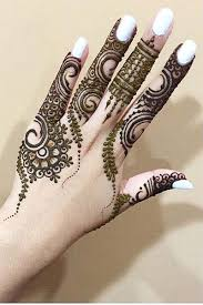 simple and classy mehndi 2017 mehndi designs pinterest
