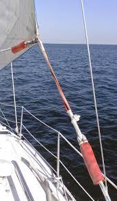 jib sheet knot catching on stays page 2 sailnet community