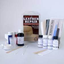 Leather Repair Kits For Sofa Leather Sofa Chair Repair Kit For Tears Holes Scuffs And Colour