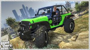 green zombie jeep ultimate off roading in the 707 hp trailcat worlds fastest