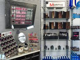 makeup school in new york ricky s nyc puts popular instagram beauty brands in a new shop