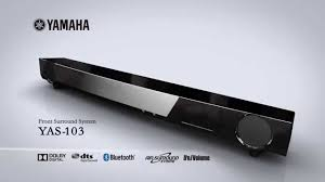 amazon black friday soundbars yamaha yas 93 sound bar with dual built in subwoofers 50 black