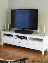 Black Tv Cabinet With Drawers New And Improved Our Tv Stand The Ikea Hemnes Hemnes Tv