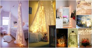 Christmas Decoration Ideas For Your Home Eye Catching Christmas Fairy Lights Decor Ideas For Magical