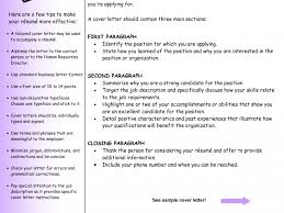 Sample Resume Cover Letters by Writing A Resume Cover Letter Haadyaooverbayresort Com