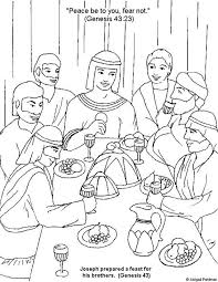 bible stories for toddlers coloring pages 45 best bible kids 01 genesis 37 50 images on pinterest