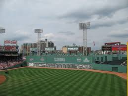 Fenway Park Seating Map Fenway Park Green Monster Boston Red Sox The Green Mons U2026 Flickr