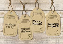 printable jar label sheets instant download mason jar label tags printable sheet