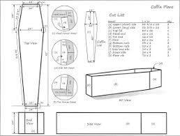 how to build a coffin tuoi tre coffin blueprints wooden plans