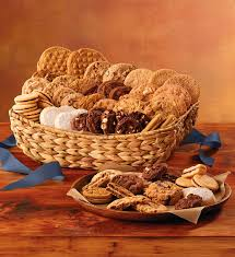cookie basket deluxe signature cookie basket gift basket delivery harry david