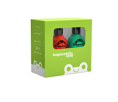 non toxic salon quality nail polish from hopscotch kids review