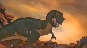 warped screen the land before time