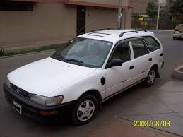 1995 toyota corolla station wagon view of toyota corolla station wagon photos features and