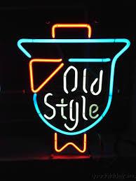 neon bar lights for sale good old days antiques quality furniture vintage radios