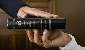 justice of the peace could banish the bible from uk courts uk