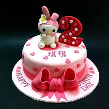 3d cake 3d my melody themed cake hello 3d cake and