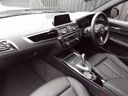 Bmw 1 Series M Interior Used 2017 Bmw 1 Series 118d M Sport Shadow Edition 5 Door For Sale