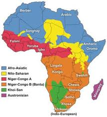 africa map color impact of socioeconomic status ethnicity and urbanization on