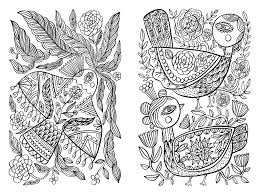 pocket posh coloring book botanicals for fun u0026 relaxation